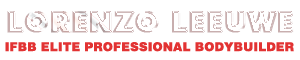 LORENZO LEEUWE – www.LION-STRENGTH.com – Powered by Team4Fit.com
